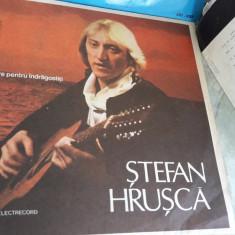 STEFAN HRUSCA - URARE PENTRU INDRAGOSTITI , STARE FOARTE BUNA