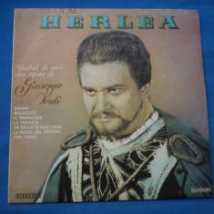 NICOLAE HERLEA - Muzica Opera electrecord, VINIL