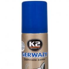 Spray dezghetat incuietori GERWAZY - Spray Dezghetare