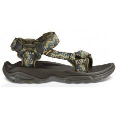 Sandale pentru barbati Teva Terra Fi 4 Palopo Olive (TVA-1004485-POL) - Sandale barbati Teva, Marime: 43, 45, Culoare: Verde