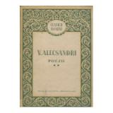 Vasile Alecsandri - Poezii (vol. 1)