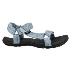 Sandale pentru fete Hurricane 3 Blue Denim (TVA-110386J-BDNM-W) - Sandale dama Teva, Culoare: Albastru, Marime: 36, 37, 39, 40
