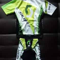 Costum ciclism dame Scott RC; marime L, vezi dimensiuni exacte; impecabil - Echipament Ciclism