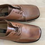 Pantofi pt. barbati din piele Casual LIfe mar.43