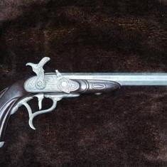 Pistol tip antic de Panoplie,pistol epoca de colectie de perete 1807