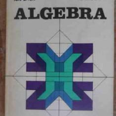 Algebra - Ion D. Ion, R. Nicolae, 536554 - Carte Matematica