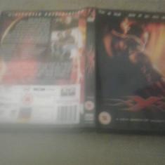 XXX (2002) - DVD [B] - Film actiune, Engleza