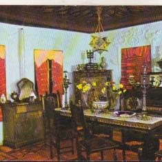 Bnk cp Ploiesti - Casa Hagi Prodan - Sufrageria - necirculata - Carte Postala Muntenia dupa 1918, Printata