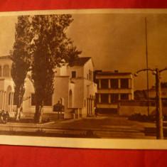 Ilustrata Casa Pionierilor Ploiesti, circulat 1958 - Carte Postala Muntenia dupa 1918, Circulata, Printata