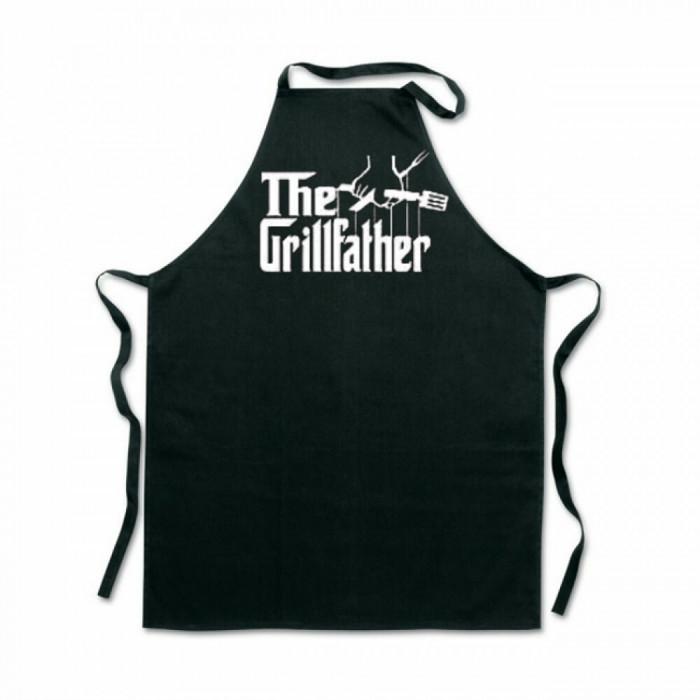 Sort The Grillfather  Sort Funny, Sort Bucatar, Sort personalizat foto mare