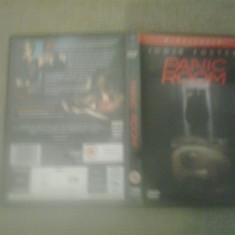Panic Room (2002) - DVD [A] - Film drama, Engleza