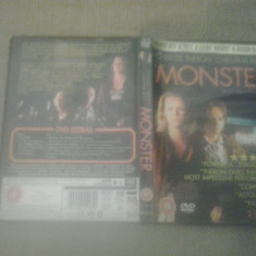 Monster (2003) - DVD [B, cad] - Film drama, Engleza