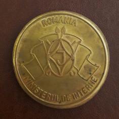 Medalie Jandarmeria romana - Ministerul de interne - Medalii Romania