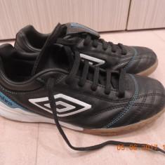 Adidasi UMBRO marime 37, 5 - Adidasi copii Umbro, Culoare: Negru, Baieti