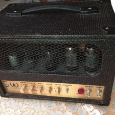 Amplificator push pull 30W/8ohmi pe lampi - Amplificator Chitara