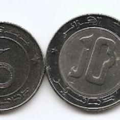 Algeria Set 9 - 1/4, 1/2, 1, 2, 5, 10, 20, 50, 100 Dinars 1992+ - UNC !!!, Africa