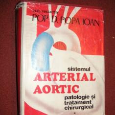 Pop D. Popa Ioan - Sistemul arterial aortic - vol.1 - Carte Cardiologie