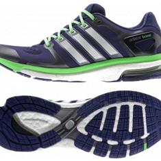 Adidasi Adidas Adistar Boost -Adidasi Originali-S77586 - Adidasi barbati, Marime: 40, 40 2/3, 41 1/3, 42, 42 2/3, 43 1/3, Culoare: Din imagine