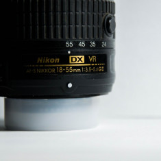 Obiectiv Nikon, 18-55mm, f 3.5-5.6 - Obiectiv DSLR