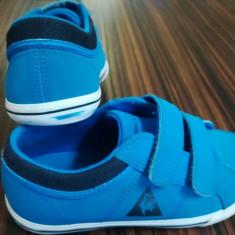 Adidasi copii Le Coq Sportif masura 30, Culoare: Bleu