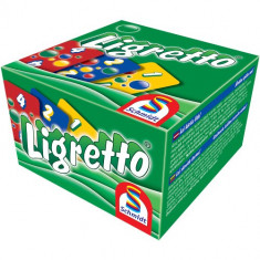 Joc Ligretto Green - Joc board game