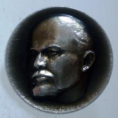 I.095 INSIGNA RUSIA URSS LENIN 19mm, Europa