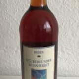 Vin alb de colectie vechi BADEN SPÄTBURGUNDER 2000 - Vinde Colectie, Aroma: Sec, Zona: Alta