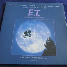 Michael Jackson&John Williams - E.T. The Extra-Terrestrial_vinyl, LP box_MCA(SUA) - Muzica Ambientala Altele, VINIL