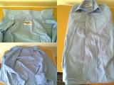 Set camasa barbat maneca lunga/scurta marime 39-40 M + set cravata