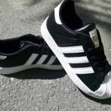 Adidas Superstar Negru cu alb unisex marimi de la 36 la 44 - Adidasi dama, Marime: 37, 38, 39, 40, 41, 42, 43