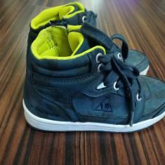 Adidasi copii Le Coq Sportif masura 28 - Ghete Bocanci, Culoare: Bleumarin