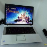 Laptop Display Mare 17 core 2duo P8600 2,4ghz 4gb web 250g Oliveti clevo