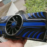 Placa video Sapphire Radeon HD5850 Toxic 1GB DDR5 256-bit