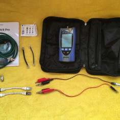 Ideal Networks VDV II PRO Network Cable Verification Tester Pro