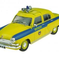 Macheta GAZ Volga M-21 Moscow Police - Masini de Serviciu Rusia scara 1:43 - Macheta auto