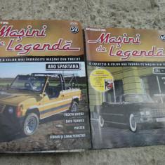 Reviste Masini de Legenda DeAgostini - Revista auto