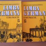 Limba Germana Curs Practic Vol. 1 si 2 - Emilia Savin, Ioan Lazarescu - Curs Limba Germana miron