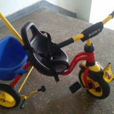 Vand tricicleta pentru copii PUKY - Tricicleta copii