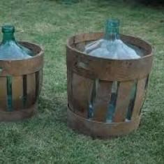 Baloane sticla 50 litri - Tuica