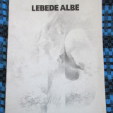 Nicolae TATOMIR - LEBEDE ALBE (prima editie - 1983) - Carte poezie