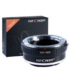 Inel adaptor MD-NEX minolta la Sony NEX NEX-5 7 3 F5 5R C3 E-mount - Inel adaptor obiectiv foto