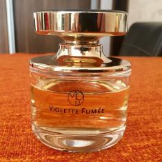 Vand Parfum Original de Nisa Unisex Violette Fumee 75 ml.Apa de Parfum Lipsa 10 ml. Parfum de Colectie - Parfum unisex, 65 ml