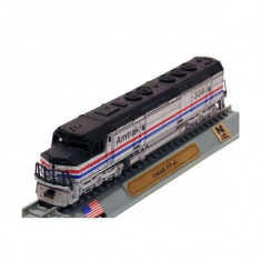 Macheta locomotiva Amtrak FP-45 scara 1:160 - Macheta Feroviara, N, Locomotive