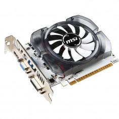 Placa video MSI nVidia GeForce GT 730 4GB DDR3 128bit V2 - Placa video PC