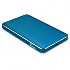 Rack HDD Inter-Tech Veloce GD-25609 USB 3.0 Blue