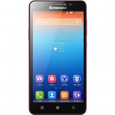 Smartphone Lenovo S850 16GB Dual SIM Pink - Telefon mobil Lenovo