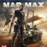 Joc consola Warner Bros Mad Max PS4 - Jocuri PS4, Shooting, 18+