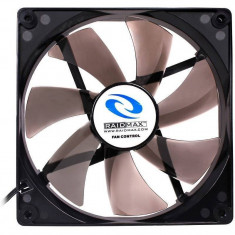 Ventilator pentru carcasa Raidmax 140mm brown - Cooler PC