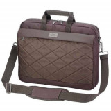 Geanta laptop Sumdex PON-327 Passage 15.6 inch brown, Nailon