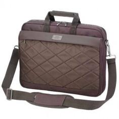 Geanta laptop Sumdex PON-327 Passage 15.6 inch brown